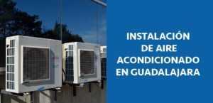instalación aire acondicionado guadalajara